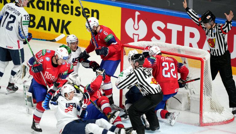 Сборная Финляндии одолела Германию и досрочно вышла в четвертьфинал