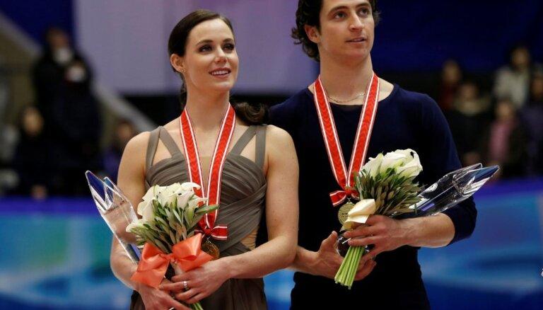 ВИДЕО: Канадская пара установила мировой рекорд в танцах на льду