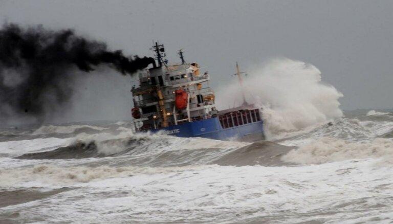 В Черном море затонуло судно: погибли четыре украинца и азербайджанец