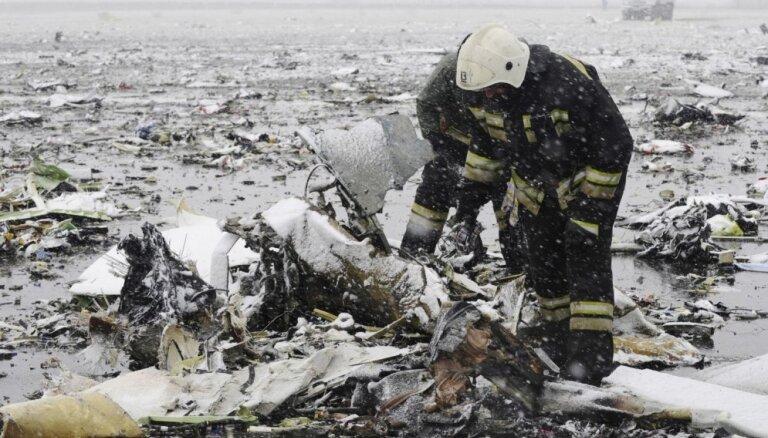 Воссоздана предполагаемая картина крушения Boeing: самолет свалился в штопор