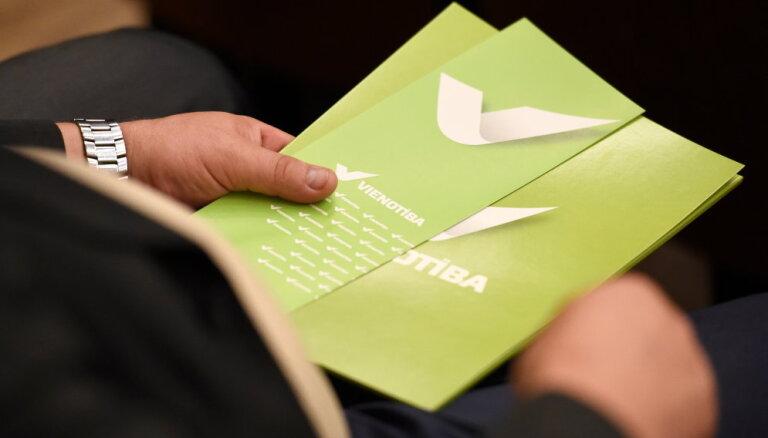Noraida 'Vienotības' sūdzību par KNAB lēmumu neizmaksāt tai valsts finansējumu