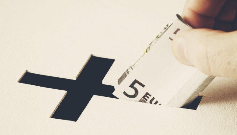 Latvijas Katoļu baznīca izveido ziedošanas platformu garīgās izaugsmes sekmēšanai