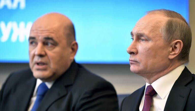 Объявлен новый состав правительства России. В нем нет Мутко и Мединского