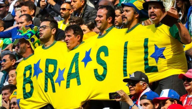 На матче чемпионата мира в Санкт-петербурге арестован гангстер из Бразилии