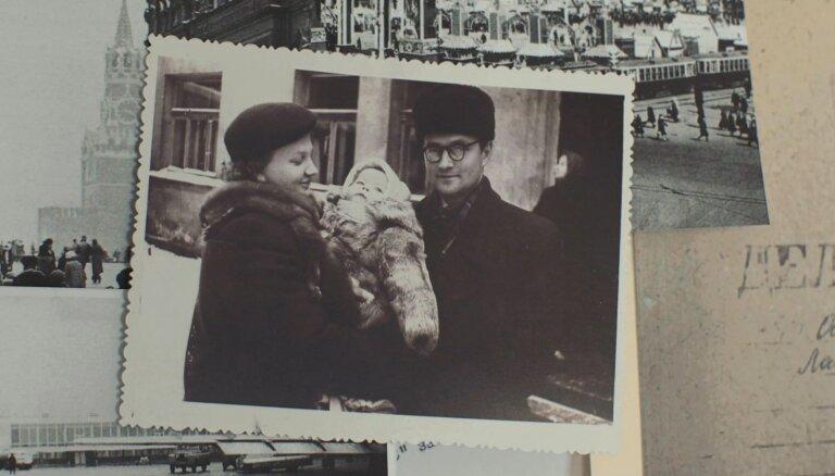 Foto: Filmas 'Spiegs, kurš mans tēvs' tapšanas aizkadri
