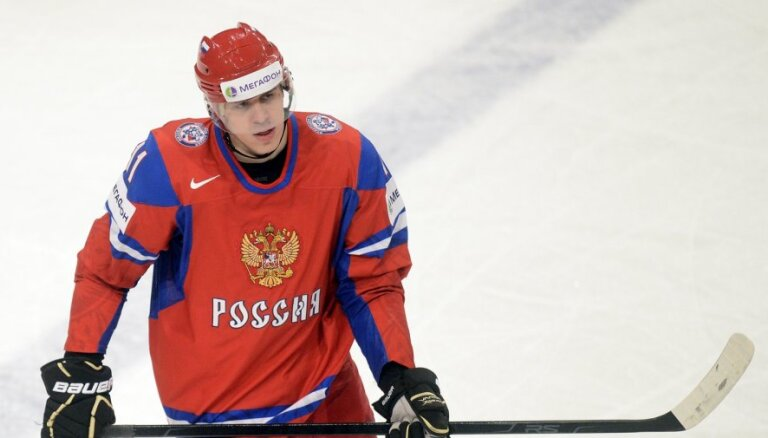 Хоккеист Евгений Малкин из движения Putin Team оказался гражданином США