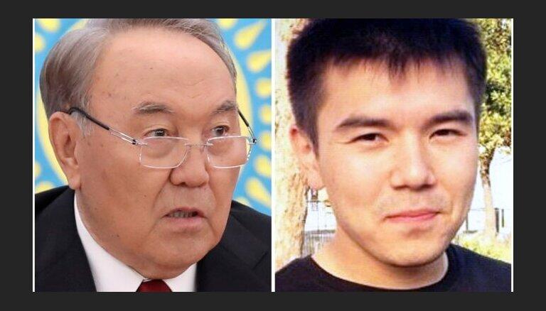 Londonā 29 gadu vecumā miris patvērumu lūgušais Nazarbajeva mazdēls Aisultans