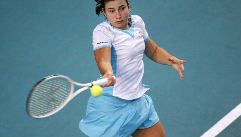 Sevastova WTA rangā pakāpusies par divām pozīcijām