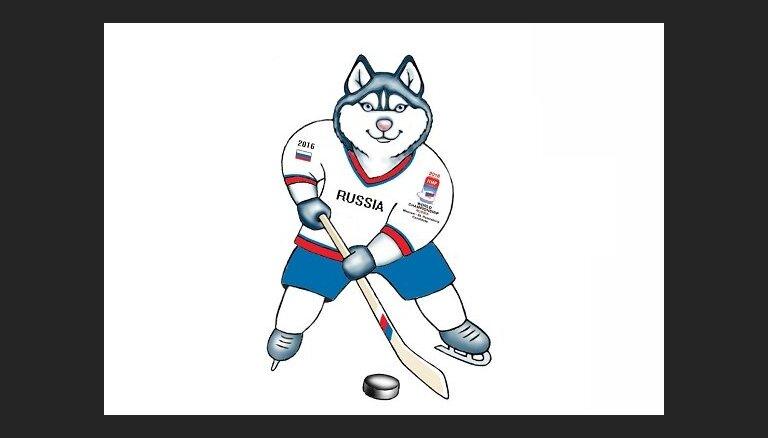 Выбран талисман российского ЧМ-2016 по хоккею