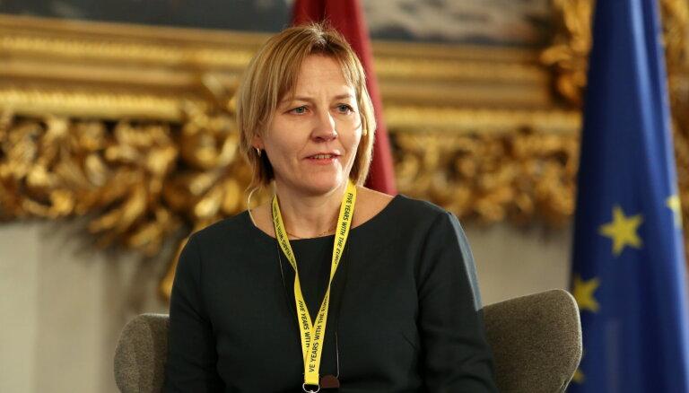 Новым генсеком Еврокомиссии стала представительница Латвии