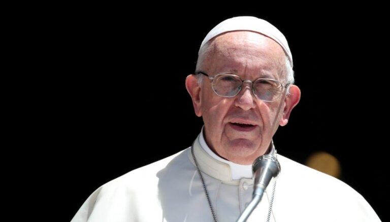 Atjaunotajā katoļu mācībā nāvessods atzīts par nepieņemamu