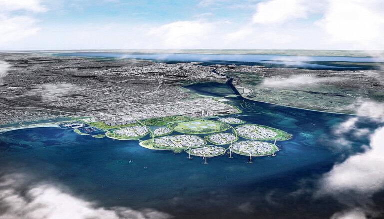Dānija lolo plānus uz mākslīgām salām izveidot 'Eiropas Silīcija ieleju'