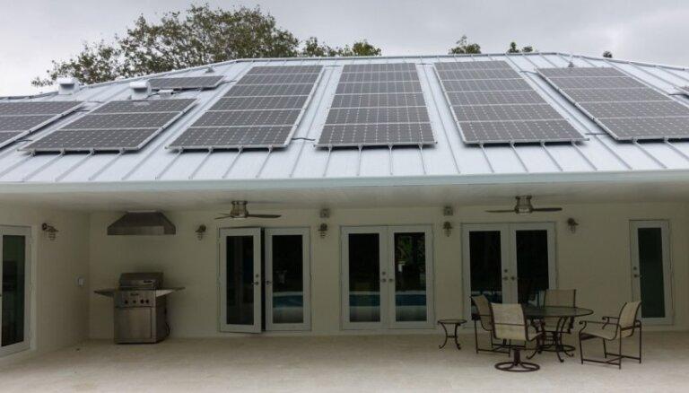 Строителей в Калифорнии обяжут устанавливать солнечные панели на крышах всех новых домов