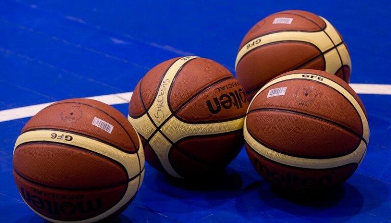 RTU/'Merks' basketbolistes izcīna vietu Latvijas un Igaunijas apvienotā čempionāta finālčetrinieka turnīrā