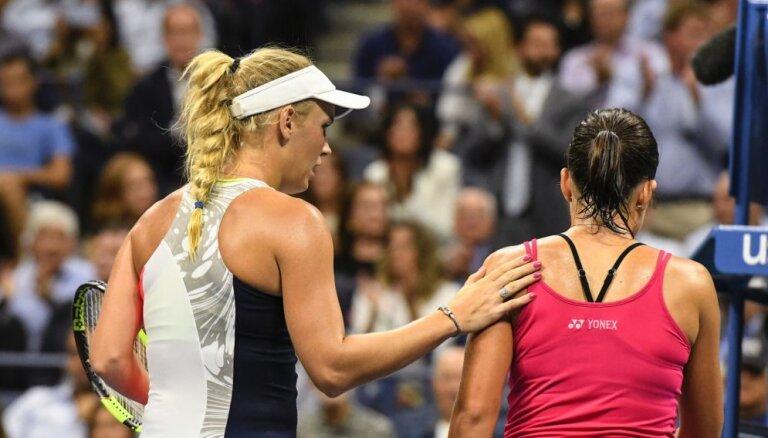 ВИДЕО: Севастова повторила лучший результат в истории латвийского тенниса