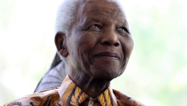 Самые уважаемые люди мира — Мандела, Федерер и Гейтс