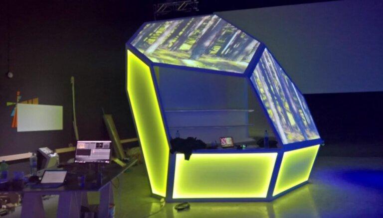 Video: Ieskats Latvijas paviljonā 'Expo 2017' Astanā