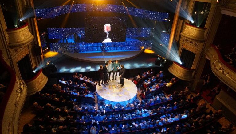 Mūzikas konferencē Nīderlandē 'Carnival Youth' pasniegta EBBA balva