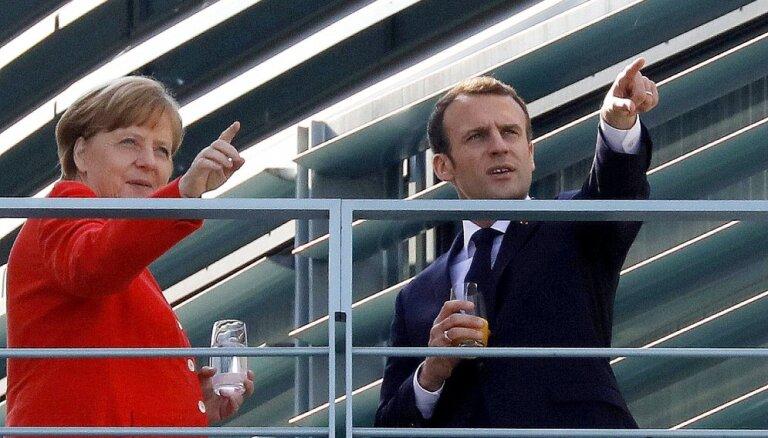Германия и Франция против новых санкций в отношении России