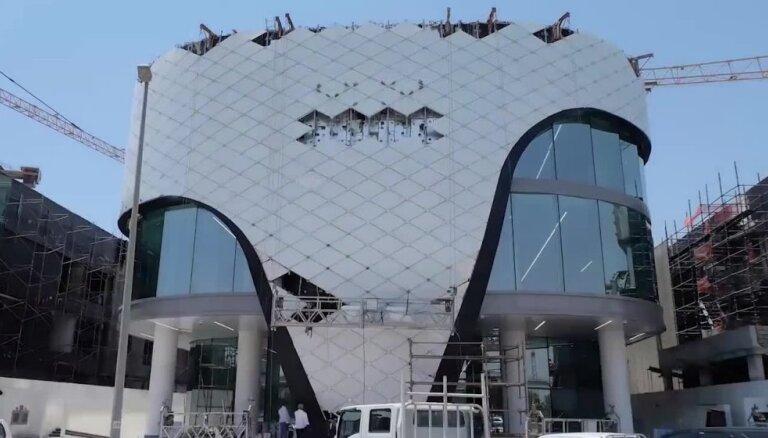 'Bentley' galvenais dīlercentrs Dubaijā