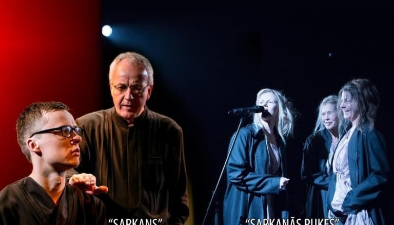 Valmieras teātris Rīgā uzstāsies ar divām izrādēm