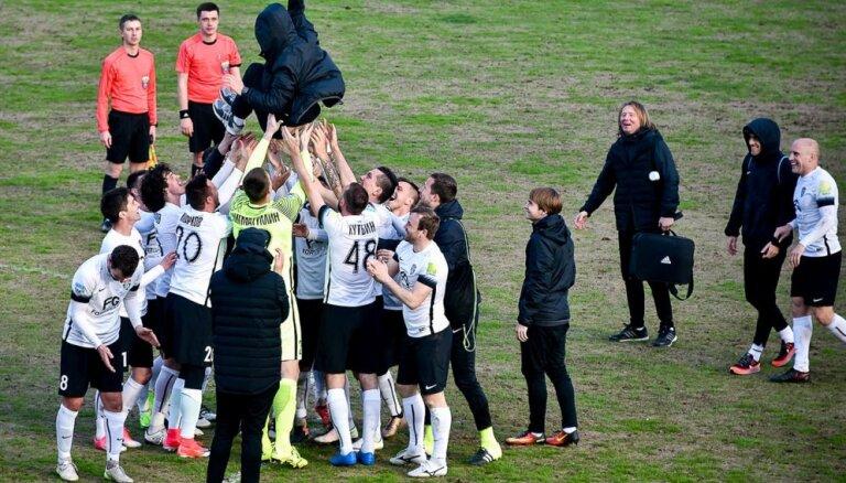 Клуб из Ленинградской области, играющий в Новгороде, вышел в премьер-лигу