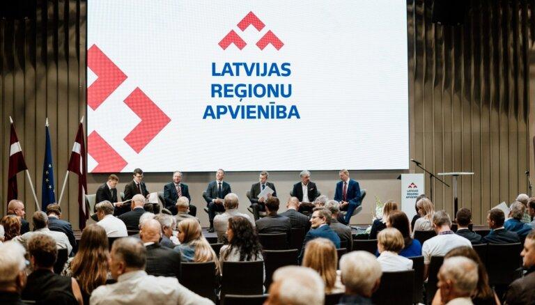 Latvijas Reģionu apvienība pārtapusi vienotā politiskā partijā