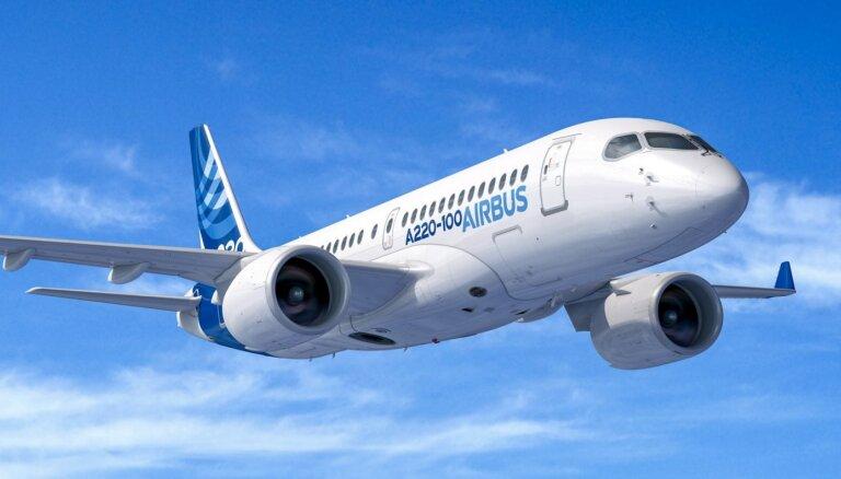 Проблемы с двигателями самолетов A220 пока неясны