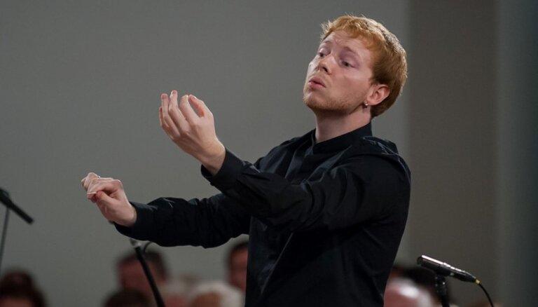 Vītola kordiriģentu konkursā šogad divas pirmās vietas