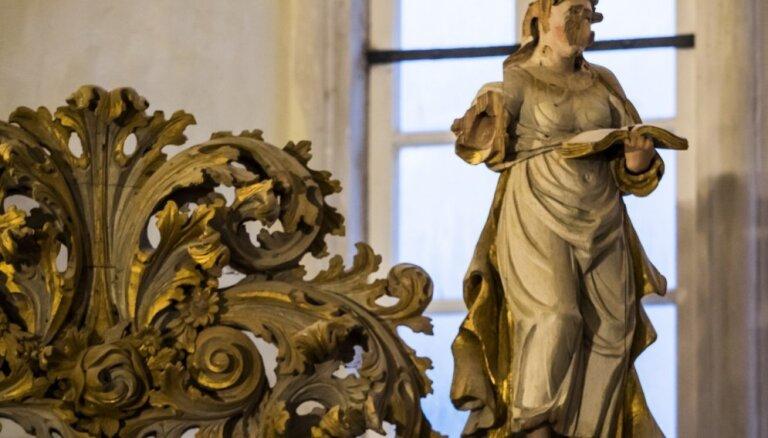 Gaismas pilī būs baroka pērlei Lestenes baznīcai veltīts koncerts