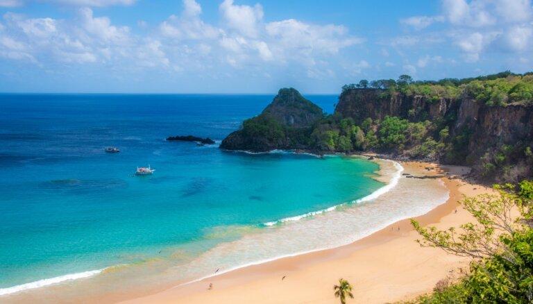Izziņots pasaules labāko pludmaļu tops – pirmajā vietā Brazīlijas piekraste