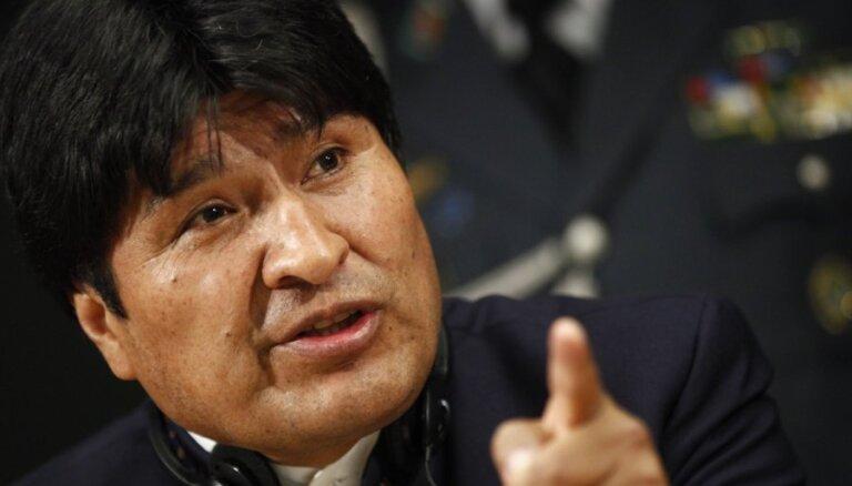 Bolīvija nacionalizē Spānijai piederošu elektroapgādes uzņēmumu
