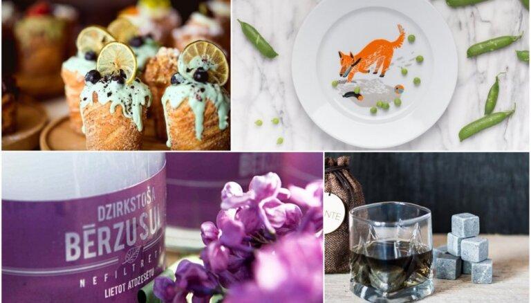 Сделано в Латвии: 11 подарков для гурманов и кулинаров