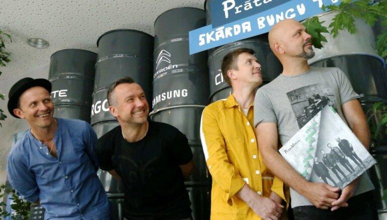 'Prāta vētra' jaunajā turnejā aicina apmeklētājus saudzēt vidi