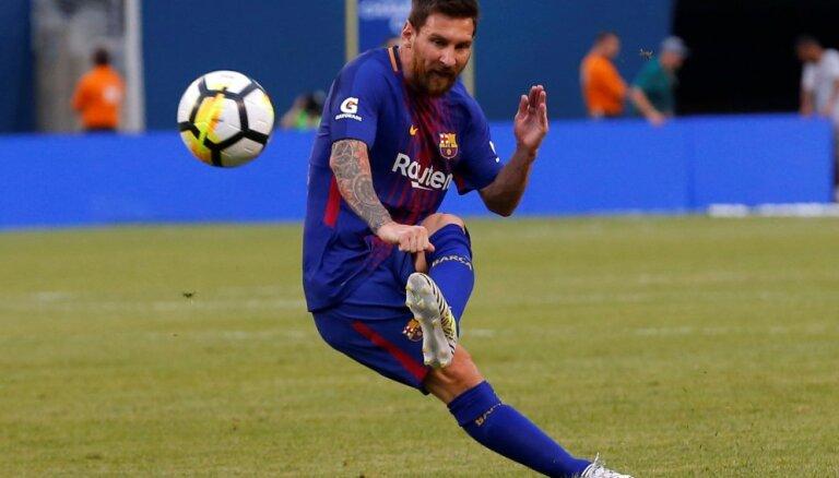 Mesi labojis kārtējo 'FC Barcelona' rekordu