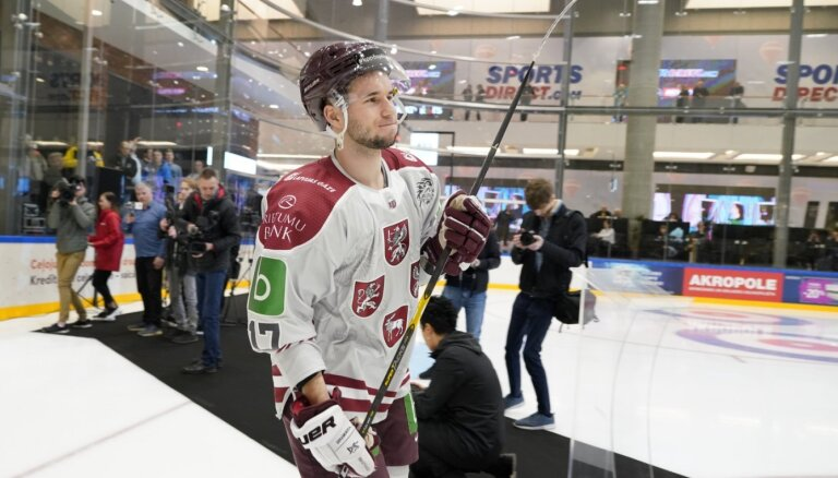Dzierkalam vārti Somijā; Robertam Bukartam divas rezultatīvas piespēles Čehijā