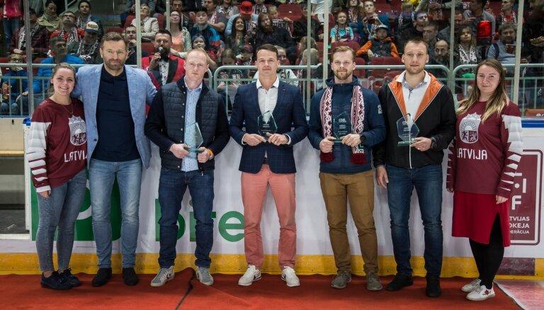 Nosaukti OHL sezonas labākie spēlētāji, kā rezultatīvākais godināts Mārtiņš Cipulis