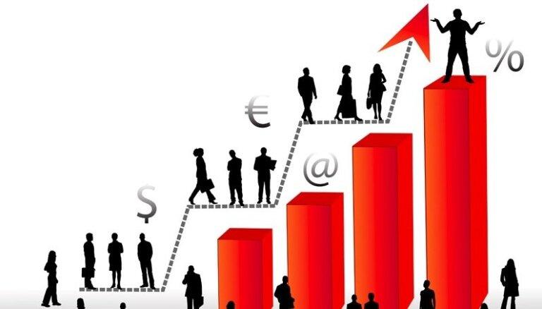 Preču eksporta izaugsme gandrīz apstājusies, vērtē ekonomisti