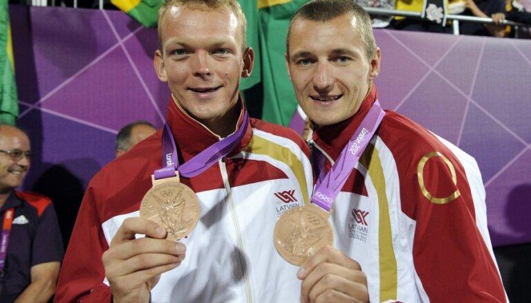 Плявиньш рассчитывает сыграть еще на двух Олимпиадах