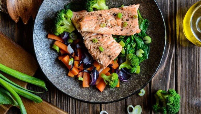 'Gudrais' šķīvis un plānošana. Veselīga uztura ieteikumi cilvēkiem ar diabētu