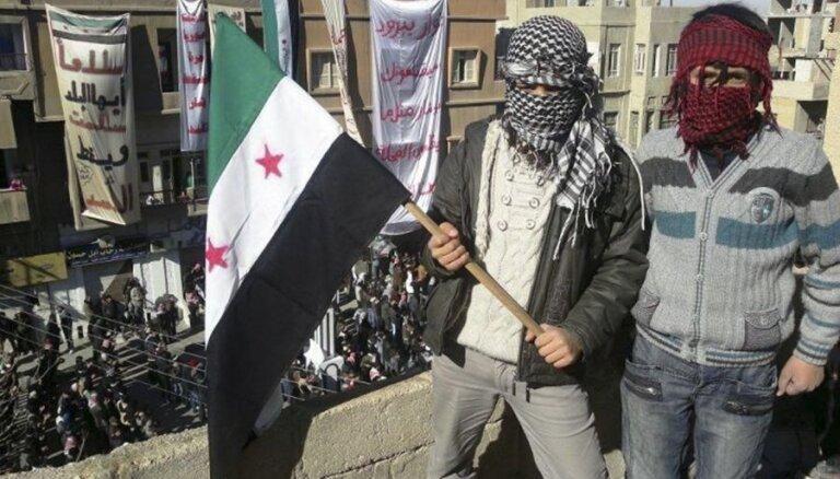 В Лондоне и Берлине разгромлены посольства Сирии
