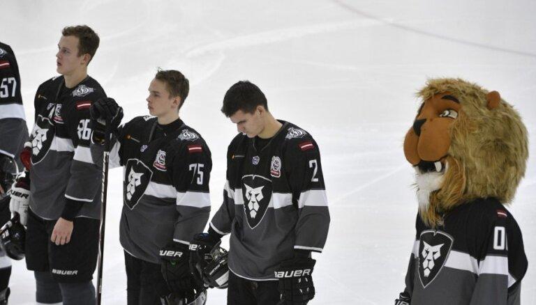 'Rīgas' hokejisti pēdējā minūtē uzvar spēcīgo Maskavas 'Krasnaja Armija'
