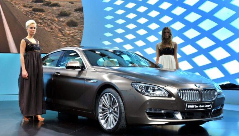 BMW оштрафована на 130 миллионов евро