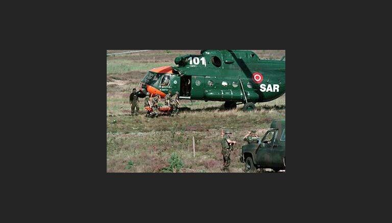 Закончились международные военные учения Baltic Hope 2000