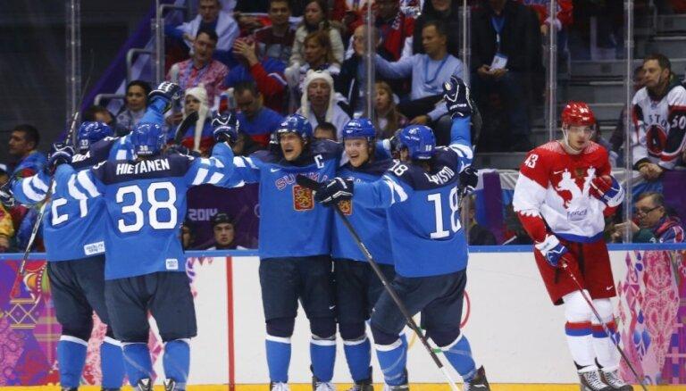 Олимпиада для российских хоккеистов закончилась