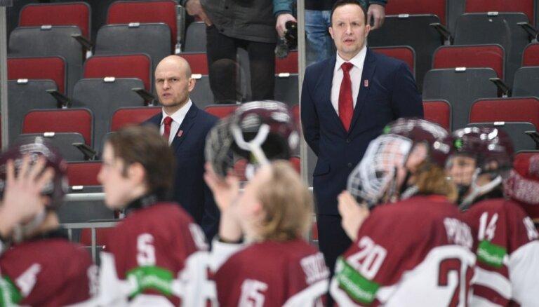 Sorokins pēc spēles ar Krieviju: 'Puiši sitās par 100%'
