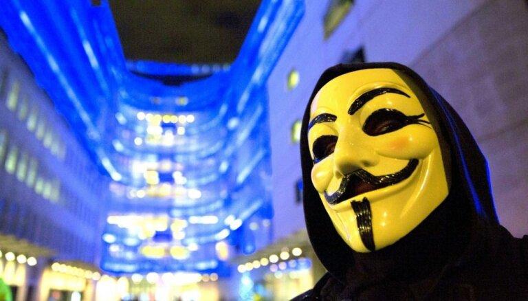 'Anonymous' cīņu frontes: pret FIB, Putinu, teroristiem un pārējiem