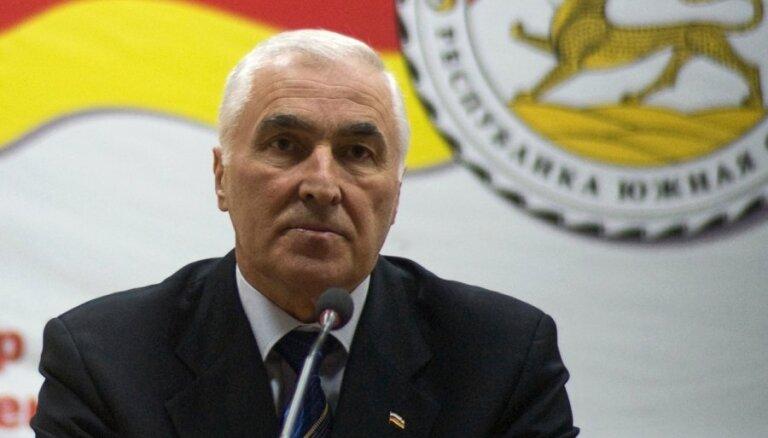 Neatzītā Dienvidosetija oficiāli atzinusi 'Luhanskas tautas republiku'