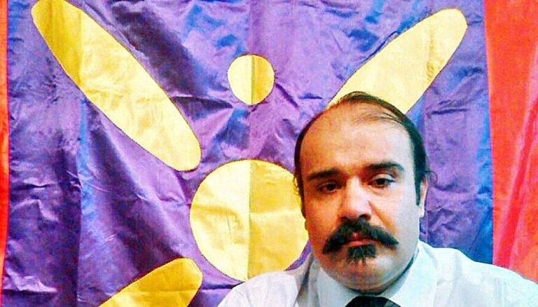 Irānā cietumā miris par ierakstiem soctīklos apcietināts aktīvists