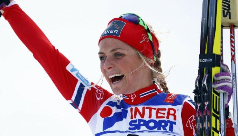 Попавшейся на допинге именитой норвежской лыжнице дали два месяца дисквалификации